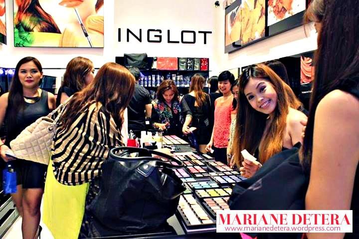 Inglot 16