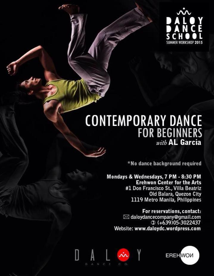 (2) Contemporary Dance