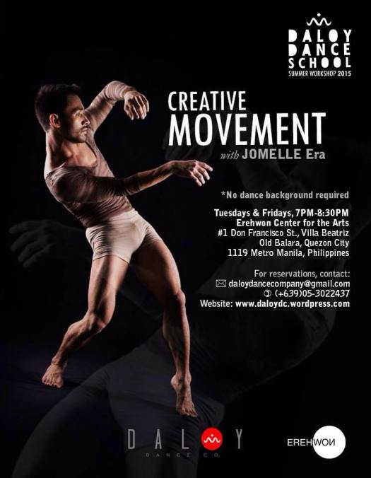 (3) Creative Movement