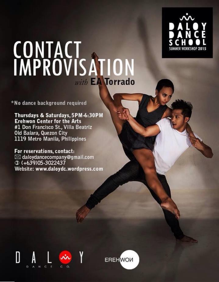 (4) Contact Improvisation