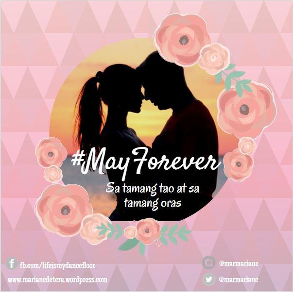 #MayForever
