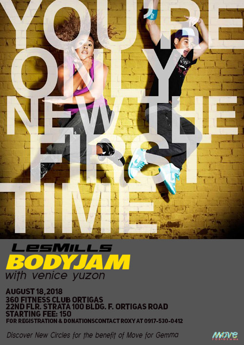 Body Jam with Venice